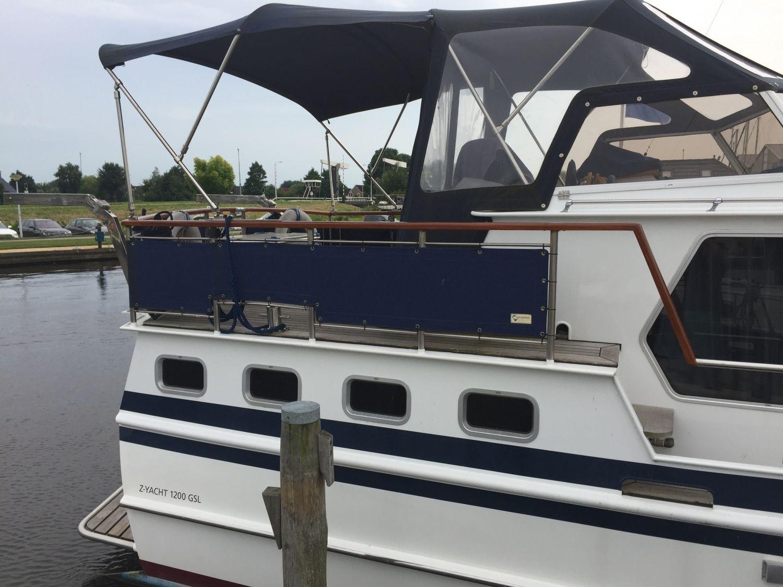 Z Yacht 39